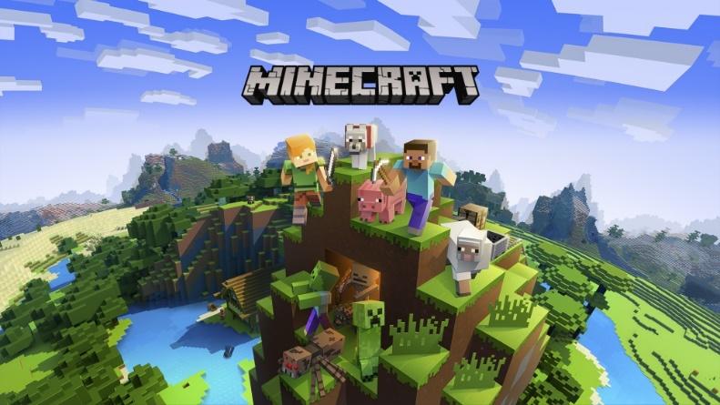 マインクラフト(minecraft)イメージ画像