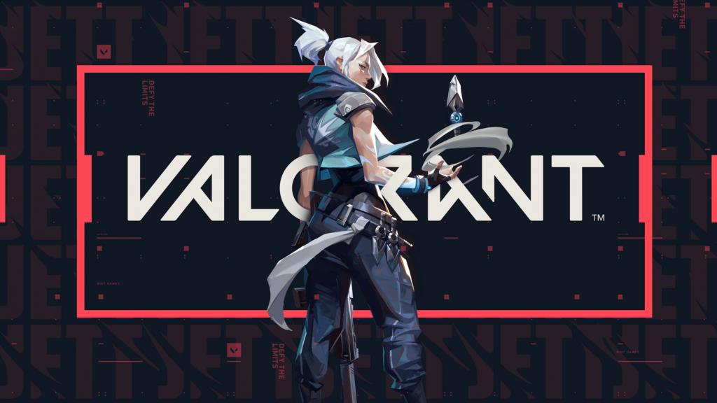 VALORANTのイメージ画像