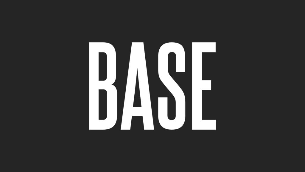 BASE株式会社ロゴ