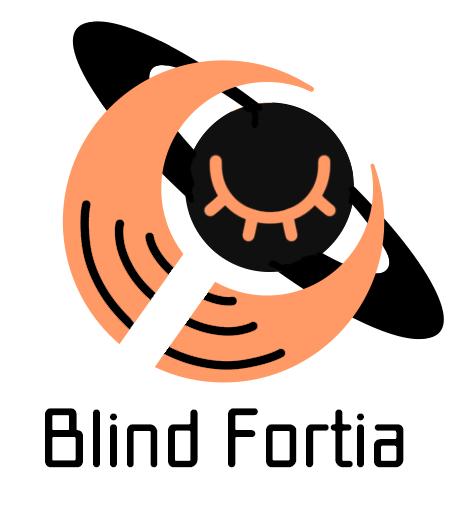 Blind Fortia(ブラインドフォルティア)ロゴ